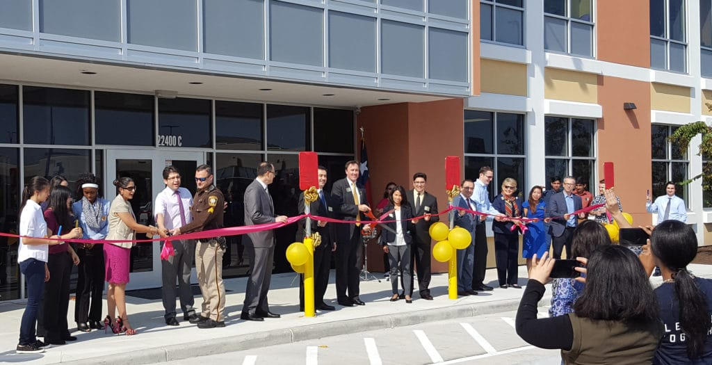 HSI Ribbon Cutting